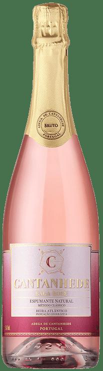 CANTANHEDE - Espumante Baga Rosé 0