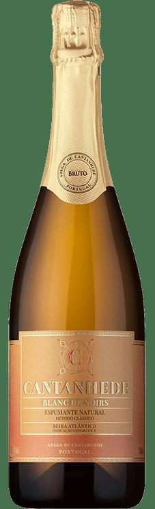 CANTANHEDE - Sparkling Wine Blanc de Noirs 0