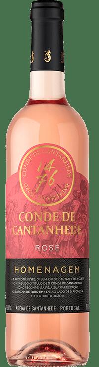 CONDE DE CANTANHEDE - Rosé Homenagem 0