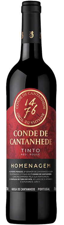 CONDE DE CANTANHEDE - Tinto Homenagem 0