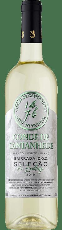 CONDE DE CANTANHEDE - Branco Seleção do Enólogo 0