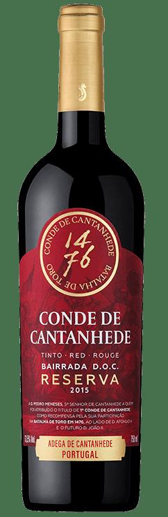 CONDE DE CANTANHEDE - Tinto Reserva 0