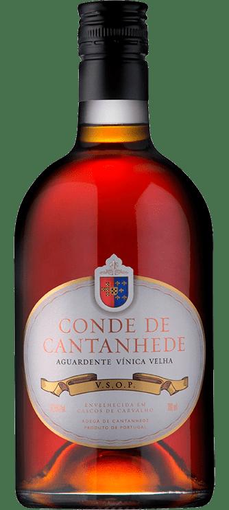CONDE DE CANTANHEDE - Aguardente Vínica Velha 0