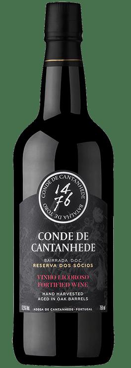 CONDE DE CANTANHEDE - Licoroso Reserva dos Sócios 0