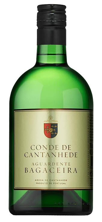 CONDE DE CANTANHEDE - Aguardente Bagaceira 0