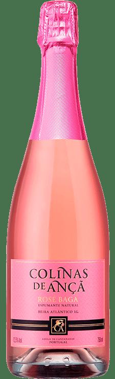 COLINAS DE ANÇÃ - Espumante Baga Rosé 0