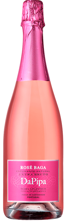 DA PIPA - Rose Sparkling Wine 0