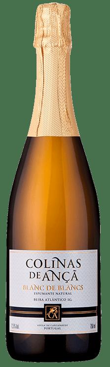 COLINAS DE ANÇÃ - Sparkling Wine Blanc de Blancs Brut 0