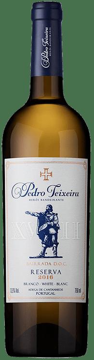PEDRO TEIXEIRA - White Reserva 0