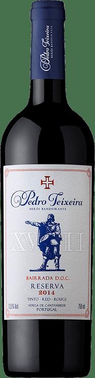 PEDRO TEIXEIRA - Red Reserva 0