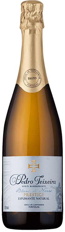 PEDRO TEIXEIRA - Sparkling Wine Blanc de Noirs Prestige 0