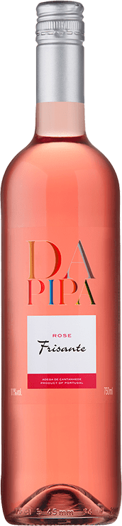 DA PIPA - Frisante Rosé 0