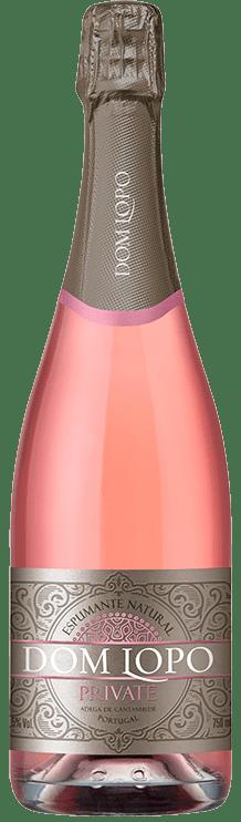 DOM LOPO - Espumante Rosé Bruto 0