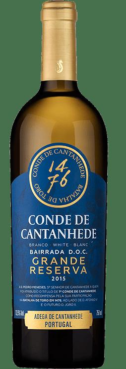 CONDE DE CAANTANHEDE - Branco Grande Reserva 0