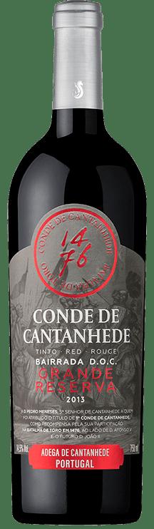 CONDE DE CANTANHEDE - Tinto Grande Reserva 0