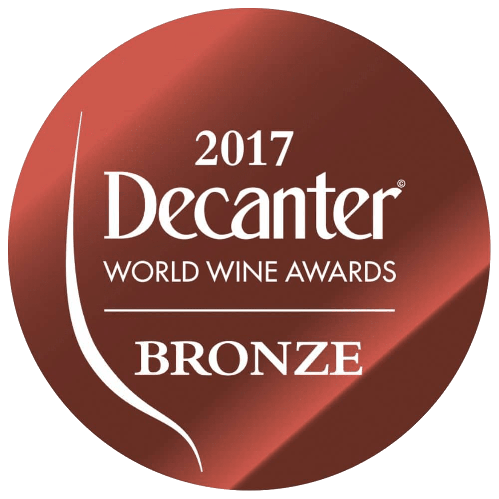 Decanter Bronze 2017 0