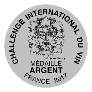 Challenge International du Vin Silver 2017
