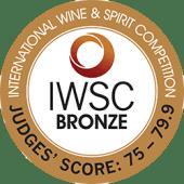 IWSC Bronze 2018 0