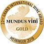 Mundus Vini Ouro 2018 0