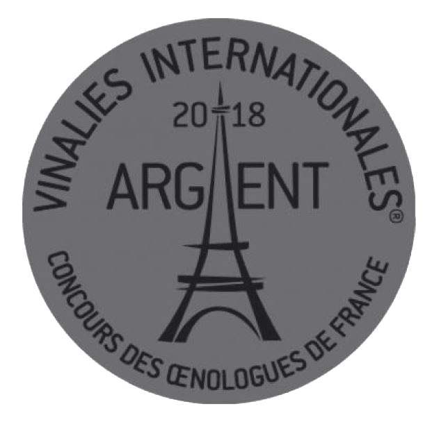 Vinalies Internationales Silver 2018