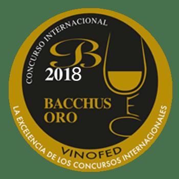 Bacchus Ouro 2018 0