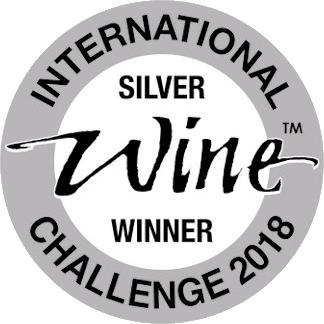 International Wine Challenge Silver 2018 0