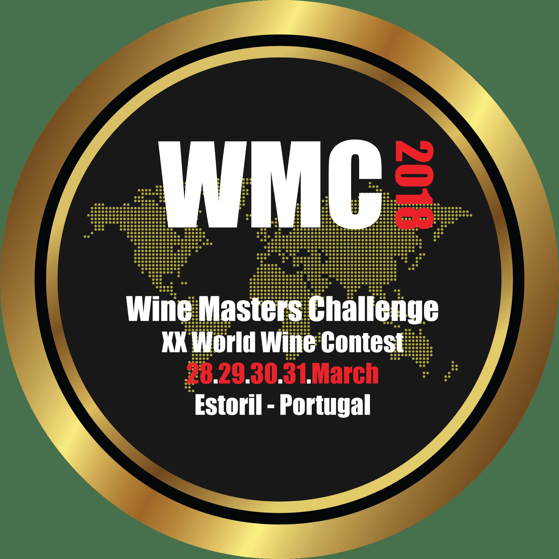 Wine Master Challenge Gold 2018 0