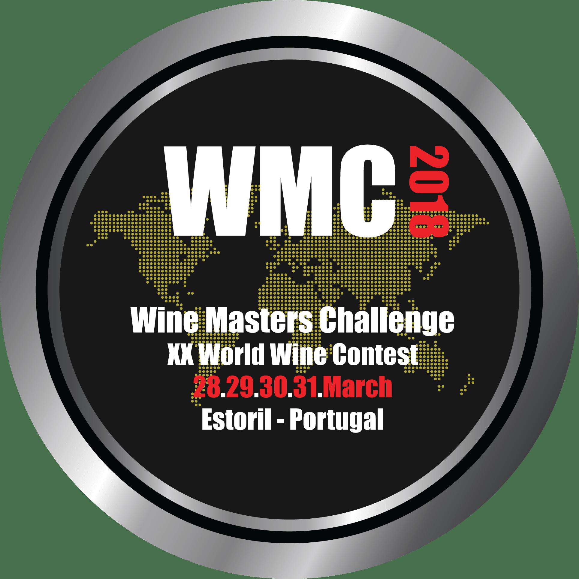 Wine Master Challenge Prata 2018 0