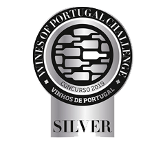 Concurso de Vinhos de Portugal Silver 2019 0