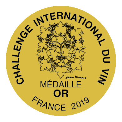 Challenge International du Vin Gold 2019