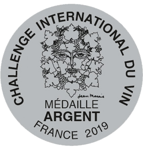 Challenge International du Vin Silver 2019 0